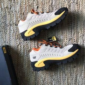 Caterpillar Steel Toe Boots